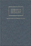 Ross Macdonald Kenneth Millar  a Descriptive Bibliography