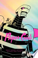 Paper Girls Deluxe Edition Book Two