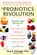 The Probiotics Revolution Book
