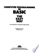 Computer Programming in BASIC the Easy Way