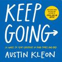 Keep Going [Pdf/ePub] eBook