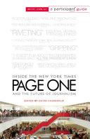 Page One Pdf/ePub eBook