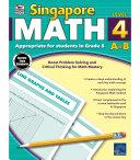 Singapore Math  Grade 5