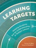 Learning Targets Pdf/ePub eBook