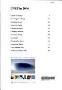 Unep Annual Report 2006