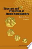Structure And Properties Of Atomic Nanoclusters Book PDF