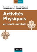 Pdf Activités physiques en santé mentale Telecharger