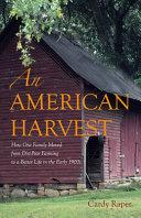 An American Harvest