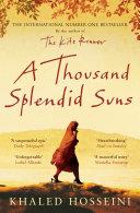 Pdf A Thousand Splendid Suns