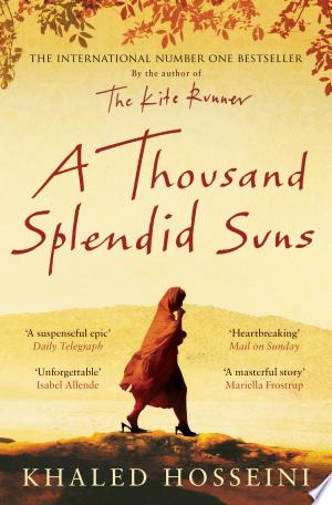 Download A Thousand Splendid Suns Free PDF Books - Free PDF