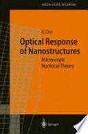 Optical Response Of Nanostructures