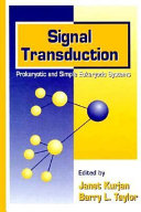Signal Transduction Book