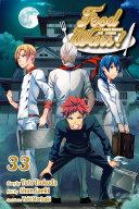 Food Wars   Shokugeki no Soma  Vol  33