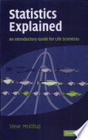 Statistics Explained Book