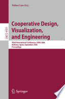 Cooperative Design Visualization And Engineering Book PDF