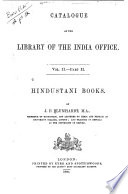 Catalogue of the Library of the India Office  pt  1  Sanskrit books  by  by R  Rost  1897
