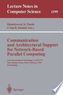 Communication and Architectural Support for Network-Based Parallel Computing