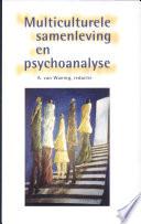Multiculturele Samenleving En Psychoanalyse