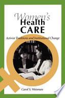 Women s Health Care Book