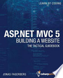 Asp.net Mvc 5 - Building a Website With Visual Studio 2015 and C Sharp