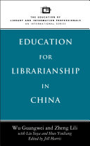 Education for Librarianship in China
