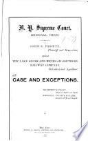 N Y  Supreme Court  General Term Book PDF