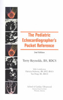 The Pediatric Echocardiographer s Pocket Reference