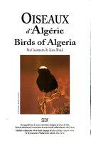 Birds of Algeria