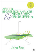 Applied Regression Analysis and Generalized Linear Models [Pdf/ePub] eBook