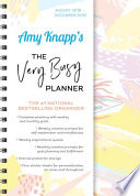 2019 the Very Busy Planner