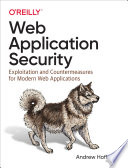 Web Application Security Book