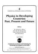 Physics in Developing Countries