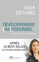 Pdf Le développement (im)personnel