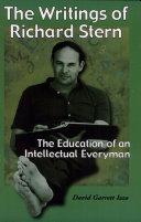 The Writings of Richard Stern Book