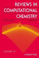 Reviews in Computational Chemistry Pdf/ePub eBook