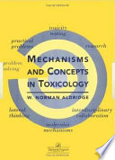 Mechanisms And Concepts In Toxicology Book PDF