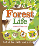 Forest Life and Woodland Creatures Book