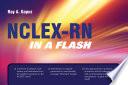 NCLEX RN in a Flash Book