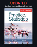 UPDATED The Practice of Statistics Book