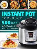 Instant Pot Cookbook Book