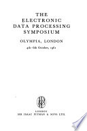 The Electronic Data Processing Symposium
