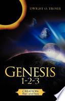Genesis 1 2 3
