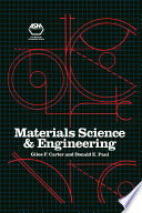 Materials Science And Engineering Book PDF