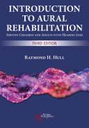 Introduction to Aural Rehabilitation Pdf/ePub eBook