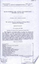 Block Burmese JADE (Junta's Anti-Democratic Efforts) Act of 2007