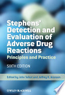 Stephens  Detection and Evaluation of Adverse Drug Reactions Book