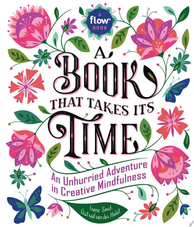A Book That Takes Its Time banner backdrop