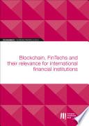 EIB Working Papers 2019 01   Blockchain  FinTechs Book