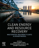 Clean Energy and Resource Recovery Book