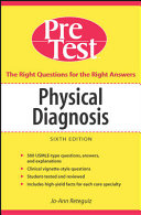Physical Diagnosis PreTest Self Assessment and Review  Sixth Edition